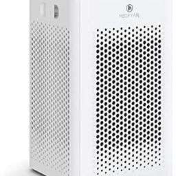 Medify MA-25 Air Purifier with H13 True HEPA Filter   500 sq ft Coverage   for Smoke, Smokers, Du...   Amazon (US)