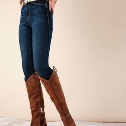 Rue Slouch Western Boots | Free People (US)