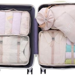 OEE Luggage Packing Organizers Packing Cubes Set for Travel   Amazon (US)
