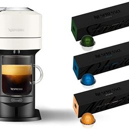 Nespresso Vertuo Next Coffee and Espresso Machine by De'Longhi, White, Compact, One Touch to Brew... | Amazon (US)