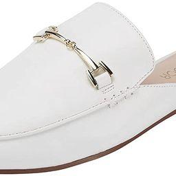 JENN ARDOR Women's Mule Flats Shoes Pointed Toe Backless Slipper Slip On Loafer Shoes | Amazon (US)