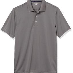 Amazon Essentials Men's Regular-fit Quick-Dry Golf Polo Shirt   Amazon (US)