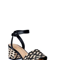 Scoop Women's Jute Wrapped Block Heel Sandal | Walmart (US)