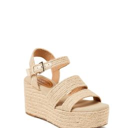 Scoop Jute Wrapped Wedge Sandal | Walmart (US)