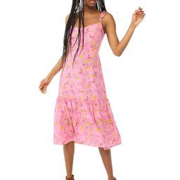 Scoop Women's Sweetheart Cami Dress | Walmart (US)