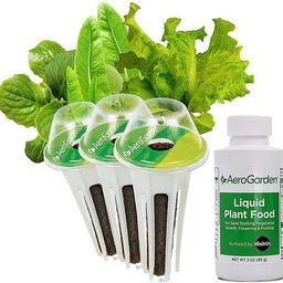 AeroGarden - Heirloom Salad Greens (3-Pod) - Green | Best Buy U.S.