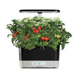 AeroGarden - Harvest - Indoor Garden - Easy Setup - 6 Gourmet Herb pods included - Black | Best Buy U.S.