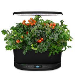 AeroGarden Bounty with Gourmet Herbs Seed Pod Kit, Black | Kohl's