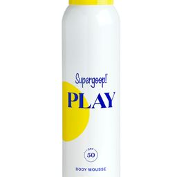 Supergoop! Play Body Mousse SPF 50 | Nordstrom