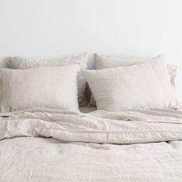 Stonewashed Linen Bed Bundle | The Citizenry