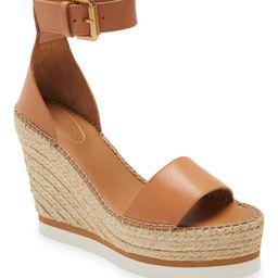 'Glyn' Espadrille Wedge Sandal | Nordstrom