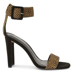 BCBGeneration Women's Winoni Cheetah-Print Suede Heeled Sandals - Cheetah - Size 6.5 | Saks Fifth Avenue OFF 5TH