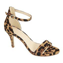 Bella Marie Women's Sandals LEOPARD - Leopard Kimmy Sandal - Women | Zulily