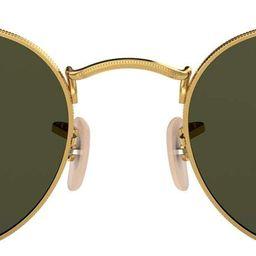 Ray-Ban Rb3447 Metal Round Sunglasses | Amazon (US)
