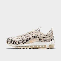 Women's Nike Air Max 97 SE Leopard Casual Shoes   Finish Line (US)