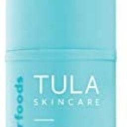 TULA Skin Care Glow & Get It Cooling & Brightening Eye Balm | Dark Circle Under Eye Treatment, In... | Amazon (US)