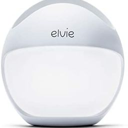 Elvie Curve Manual Wearable Breast Pump | Hands-Free, Kick-Proof, Portable Silicone Pump That Can... | Amazon (US)