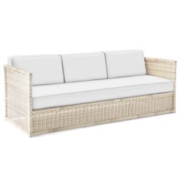 Pacifica Sofa - Driftwood | Serena and Lily