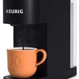 Keurig K-Slim Coffee Maker, Single Serve K-Cup Pod Coffee Brewer, 8 to 12 oz. Brew Sizes, Black   Amazon (US)