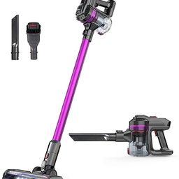 Stick Vacuum Cleaner for Home Hard Floor Carpet Car Pet Hair, 22KPa Suction Lightweight Handheld ...   Amazon (US)