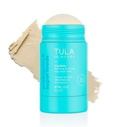 Detoxing & Toning Face Mask Stick   Tula Skincare