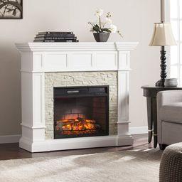 Gerda 45.5'' W Electric Fireplace   Wayfair North America