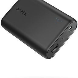 Anker PowerCore 10000 Portable Charger, One of The Smallest and Lightest 10000mAh Power Bank, Ult...   Amazon (US)