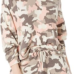 Wild Meadow Women's Mix & Match Lightweight French Terry Loungewear Separates (Hoodie, Sweatpant,... | Amazon (US)