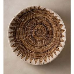 Banana Bark Woven Wall Basket | Target