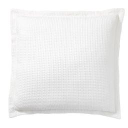 Honeycomb Cotton Duvet Cover | Pottery Barn (US)