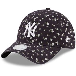 New York Yankees New Era Women's Floral 9TWENTY Adjustable Hat - Navy - OSFA | Walmart (US)