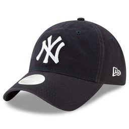 New York Yankees New Era Women's Core Classic Twill Team Color 9TWENTY Adjustable Hat - Navy - OS... | Walmart (US)