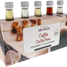 Monin - Gourmet Flavorings Premium Coffee Collection, Great for Coffee, Tea, and Lattes, Non-GMO,... | Amazon (CA)