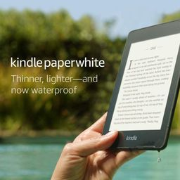 Kindle Paperwhite – Now Waterproof with 2x the Storage – Ad-Supported   Amazon (US)
