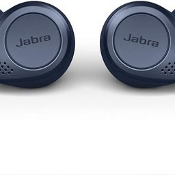 Jabra Elite Active 75t True Wireless Bluetooth Earbuds, Navy – Wireless Earbuds for Running and...   Amazon (US)
