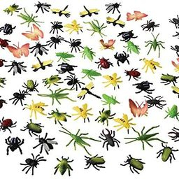 U.S. Toy VL134 Assorted Insects(72 Piece) | Amazon (US)