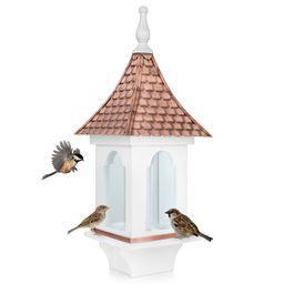 Cordelia Villa Bird Feeder   Pottery Barn (US)
