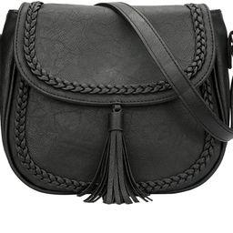 KKXIU Crossbody Bags for Women Hollow Purses with Adjustable Strap | Amazon (US)