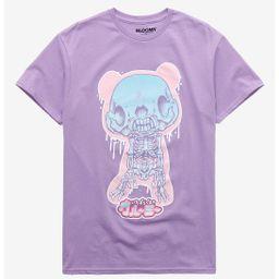 Gloomy Bear Pastel X-Ray Boyfriend Fit Girls T-Shirt   Hot Topic