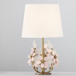 Grace Flower Lamp | Pottery Barn Kids