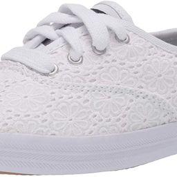 Keds Women's Champion Daisy Eyelet Sneaker | Amazon (US)