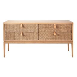 Caledonia Woven Console | Serena and Lily