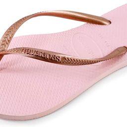 Havaianas Women's Slim Flip Flop Sandal   Amazon (US)