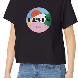 Levi's Women's Graphic Varsity Tee Shirt | Amazon (US)