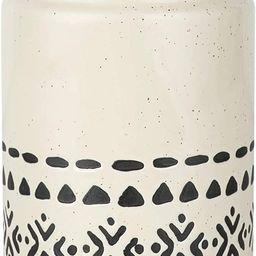 Kopmath Ceramic Coffee Canisters, 29 FL OZ (850 ml), Super Airtight Wooden Lid, Starry-Sky Bohemi... | Amazon (US)