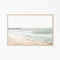 Beach PrintLandscape Beach PrintBeach Wall ArtCoast | Etsy | Etsy (US)