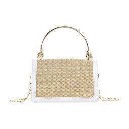 Olivia Miller Straw Crossbody Bag | JCPenney