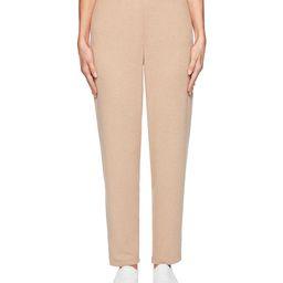 Ruby Rd. Women's Dress Pants CAMEL - Camel Lounge Pants   Zulily