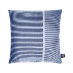 "Gap Home Asymmetrical Stripe Decorative Square Throw Pillow Blue 20"" x 20"" | Walmart (US)"