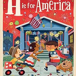 A Is for America (Babylit)   Amazon (US)